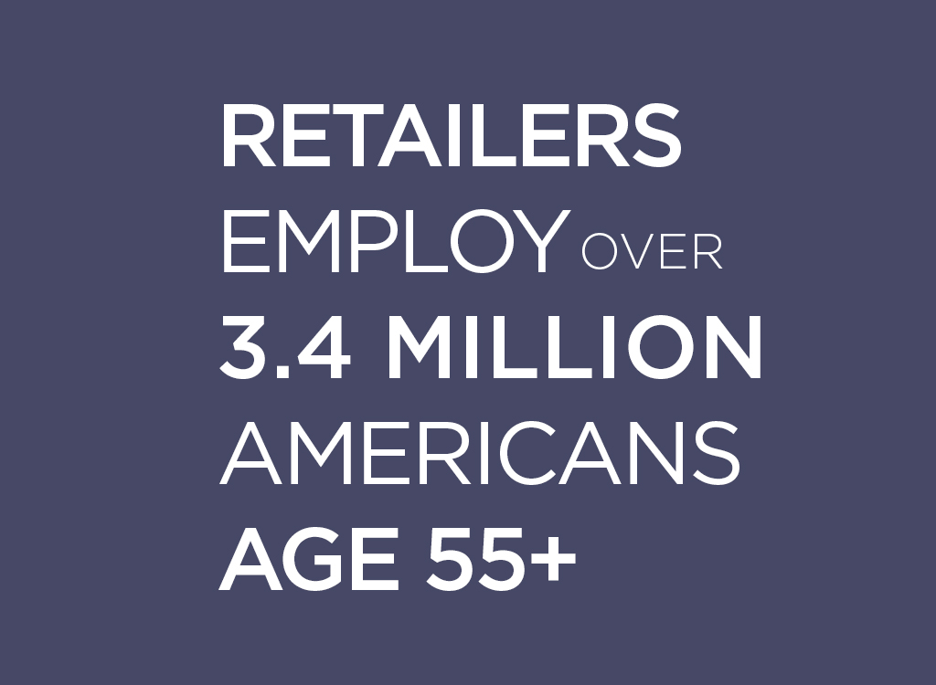 Retail Employs Young People
