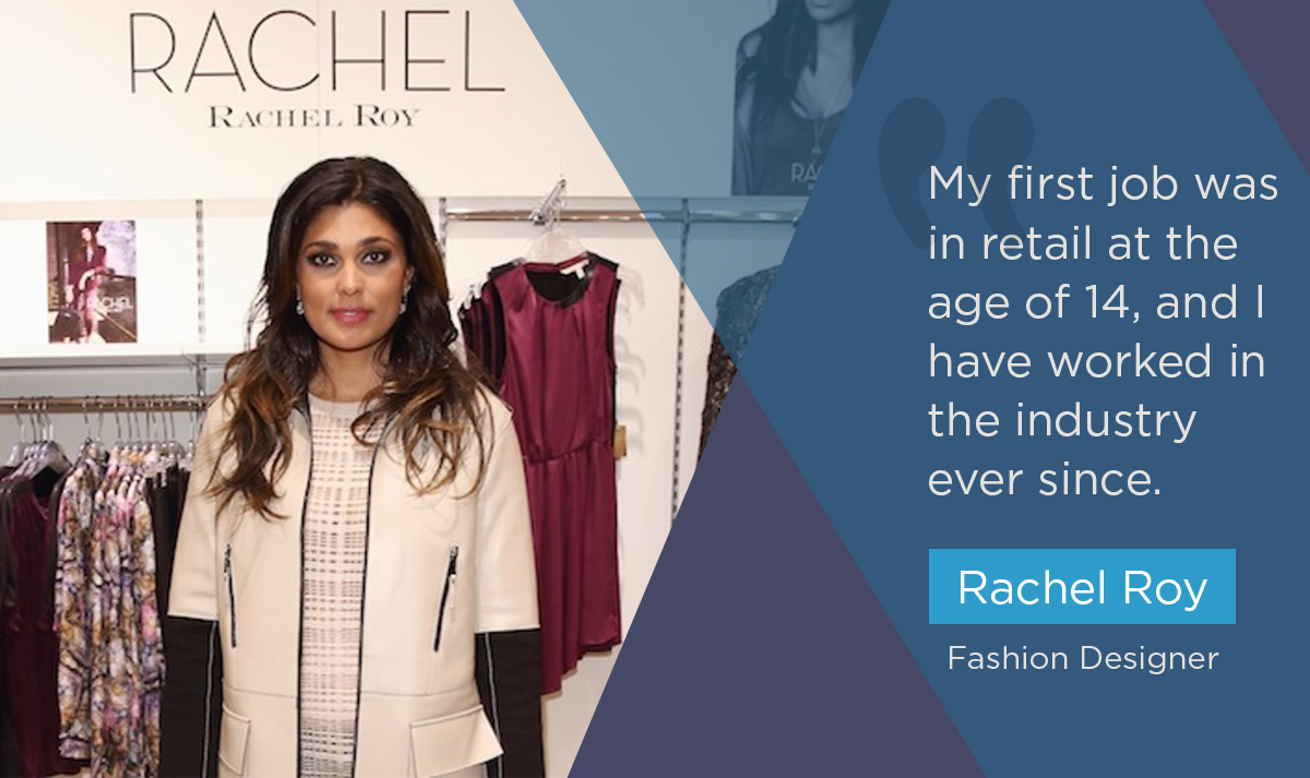 Rachel Roy Quote on Retail is for Everyone