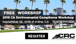 2018 California Environmental Compliance Workshop