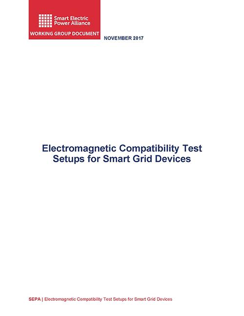 ID#341 - Electromagnetic Compatibility Test Setups for Smart Grid